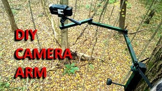 DIY Camera Arm for Hunting (Under $25)
