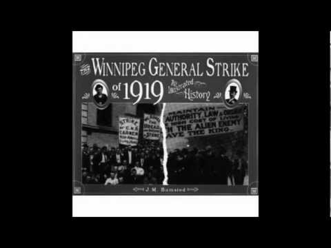 Winnipeg General Strike Minute