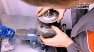 Ремонт турбины Ford Transit. ТУРБО-ТЕХ г. Брянск 8(4832)34-50-04