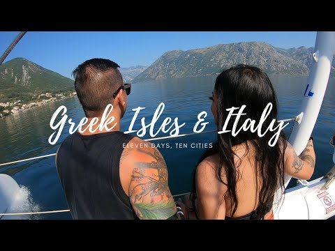 A Cruise To The Greek Islands & Italy