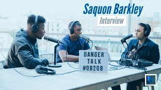 My Interview With Saquon Barkley Highlights