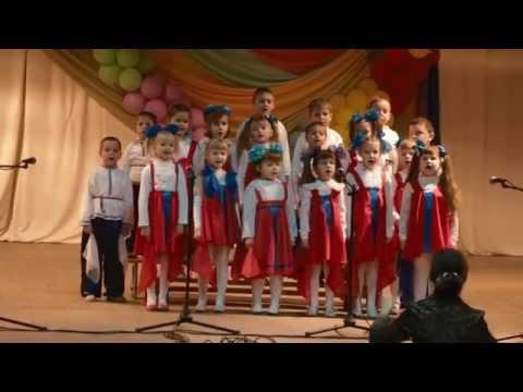 Песня Росиночка - Россия, сводный хор Капитошка ЦРР - д/с Росинка и Сказка
