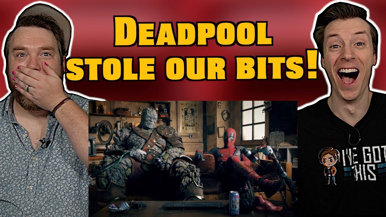 Download Deadpool and Korg React - Reaction