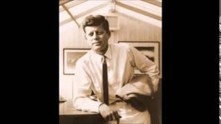 JFK Tribute   Good Intentions