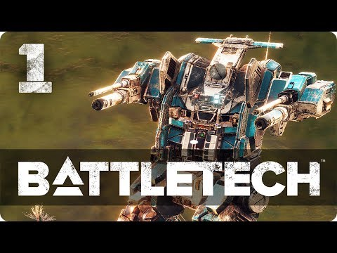 Battletech 2017 Beta Review - A Heavy Day in the Forest