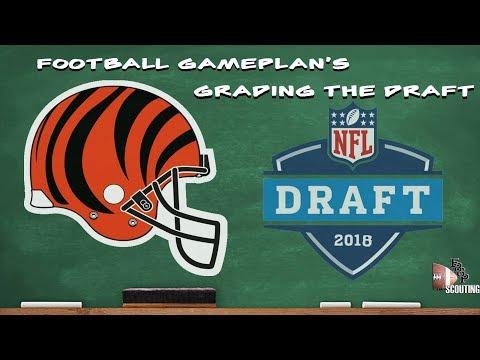 Football Gameplan's 2018 NFL Draft Grades: Cincinnati Bengals