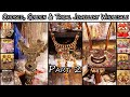 Fancy Oxidised, Golden Jewellery | Tribal Jewellery | Designer Earrings | Burrabazar | Part 2