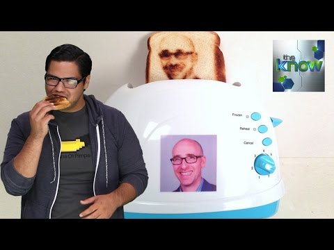 Toasters Can Now Take Selfies? - The Know