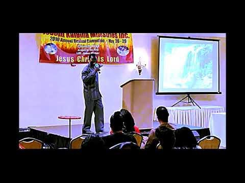 Arise acquire the fire lift Jesus High Revival Convention - d-
