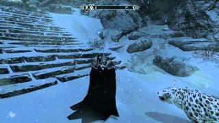 Skyrim - Lich King Armor Bigger and Badder