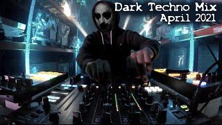 Dark Techno ( Underground ) Mix 2021 April