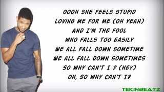Usher ft.Chris Brown - All Falls Down [HD/HQ] (Lyrics by TekinBeatz)
