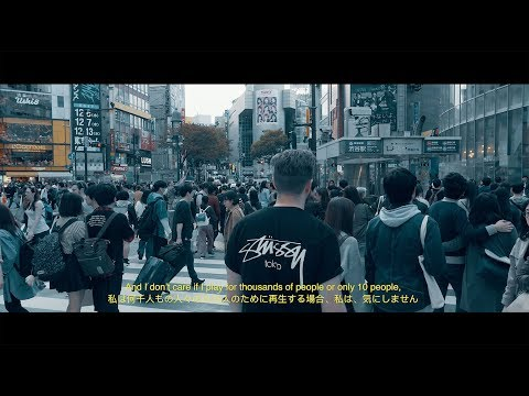JACK'S JAPAN JOURNEY - CAN'T CONTROL ME [SHORT FILM]
