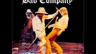 Bad Company - Wild Fire Woman 1976
