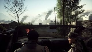 Battlefield 4 (PS4) - Mission 6: Tashgar Walkthrough [1080p HD]