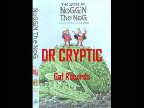 Dr. Cryptic - Dr. Cryptic E.P