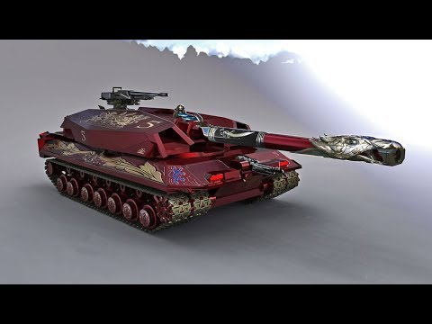 Armored Warfare:Беспощадный рандом