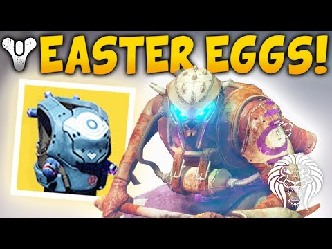 Destiny 2: EASTER EGGS & SECRETS! Tower Ball, Marauders, Twilight Garrison, Raid Door & Teleporters