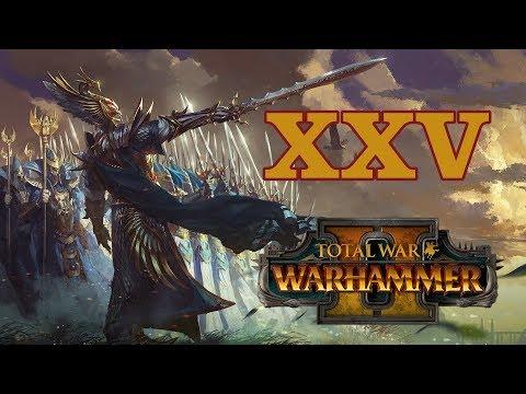 Прохождение Total War: WARHAMMER 2 #25 - Аластар и его драконы [Высшие эльфы]