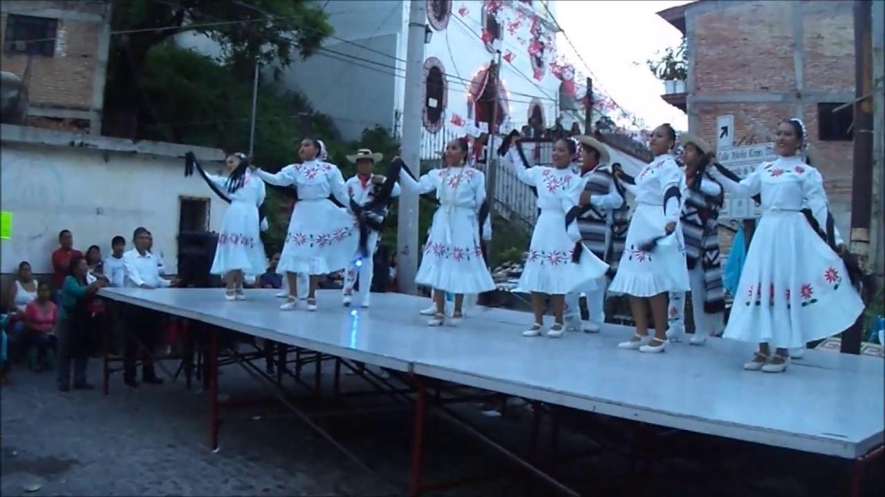 Citlallan Infantil bailando taxco musica de Raful Krayem