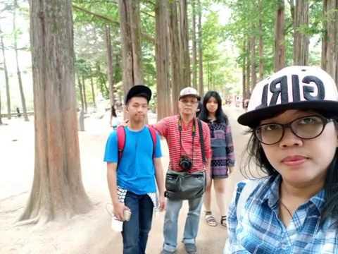 Korea 2017 Family Vacation Part 2