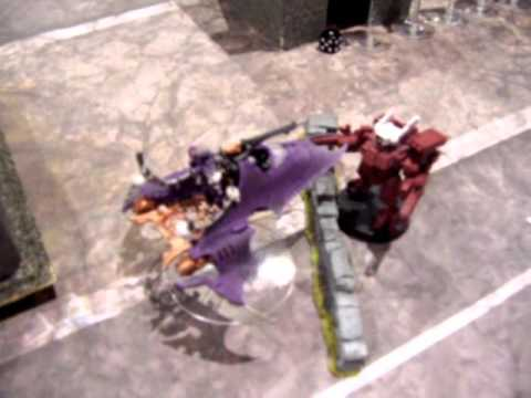 Furness Warlords Battle Report: Warhammer 40K