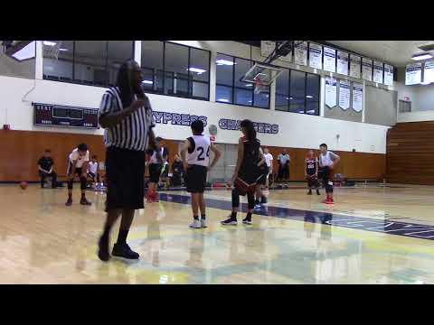 Torrance Elite Red Shoot Out Basketball vs. OC Swoosh ( 50 - 42 Loss )