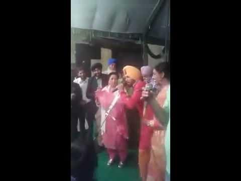 Bibi Ranjit Kaur & Bittu Khanewala Live Rahi Bachke Hanne