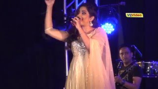 SHREYA GHOSHAL pays Tribute to the Legends , Live Concert in Mauritius 2016 - HD
