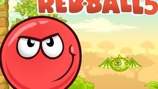 Красный Шар 5 Мультик Прохождение Игры