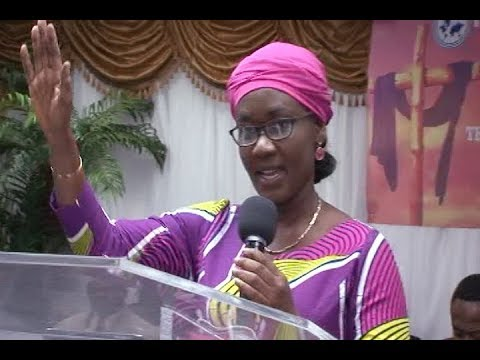 The Church of Pentecost Toronto Canada 2016 Easter Convention With Mrs kumi larbi