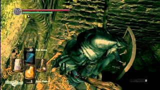 Dark Souls Walkthrough - PT. 68 - Mitchell Continues The Descent Into the Catacombs