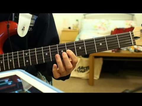 Mardy Bum guitar solo
