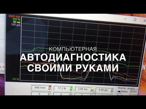 #RR# Компьютерная диагностика автомобиля своими руками