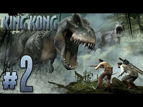 DINOSAUR ATTACK!!! : Peter Jackson's King Kong | Ep2 (XBOX 360)