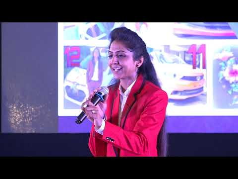 VAISHALI DHANANI MAM INSPIRATIONAL SPEECH PART 3/3