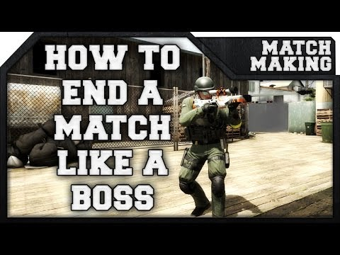 how to make cs go matchmaking faster What are the best cs:go launch options to input launch options, head over to steam, right click on csgo and go to properties hit 'set launch options' and a box will pop up.
