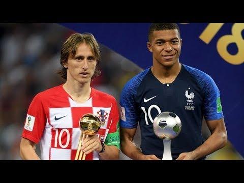 Modric mereceu ser eleito o melhor jogador da Copa do Mundo?