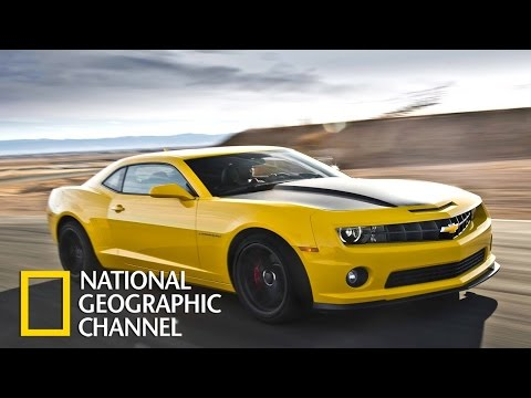 National Geographic Megafactories Chevrolet Camaro In HD