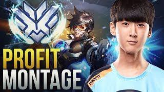 Profit -  BEST KOREAN DPS GOD - Overwatch Montage