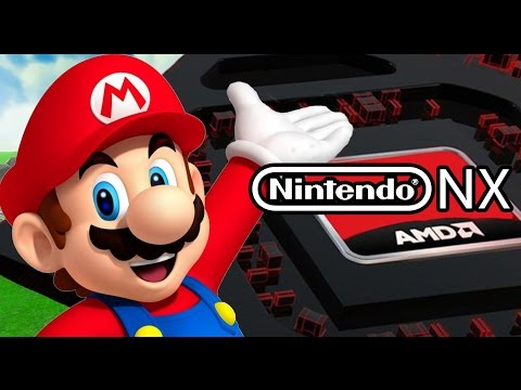 Nintendo NX - Greatest Console Ever?!