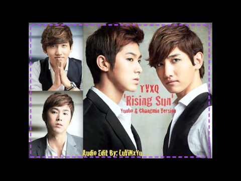 Mp3 TVXQ  Rising Sun Yunho & Changmin Ver