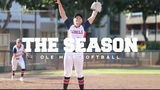 The Season: Ole Miss Softball - Hawaii