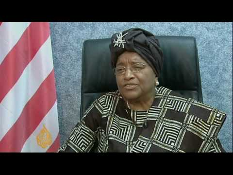 Liberia tussles with foreign debtors