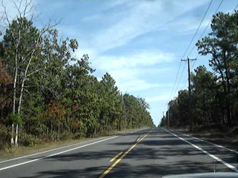 Scenic drive: Birches Road/Moores Meadow Road, and CR 532, Burlington County, NJ