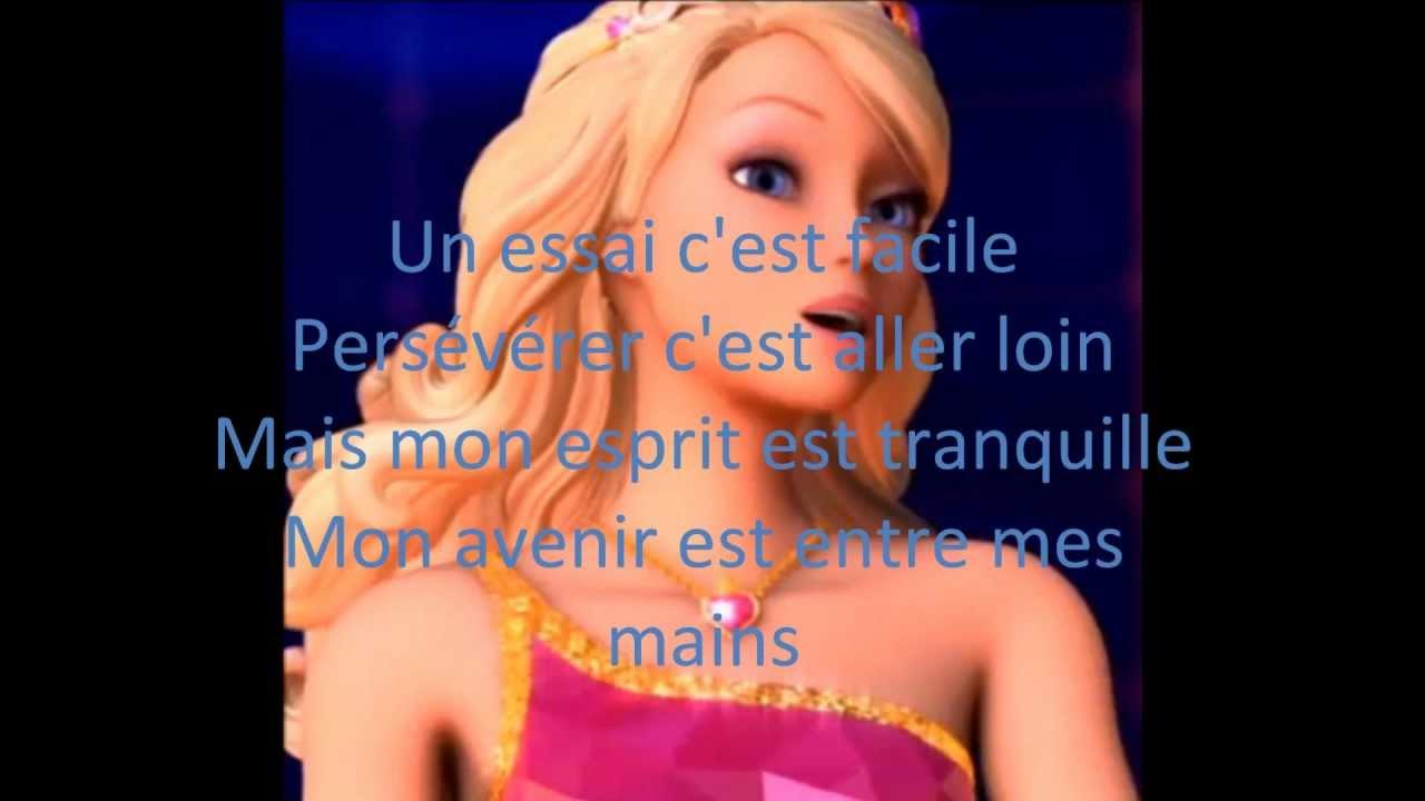 Barbie apprentie princesse j 39 atteindrais les toiles - Desanime de barbie princesse ...