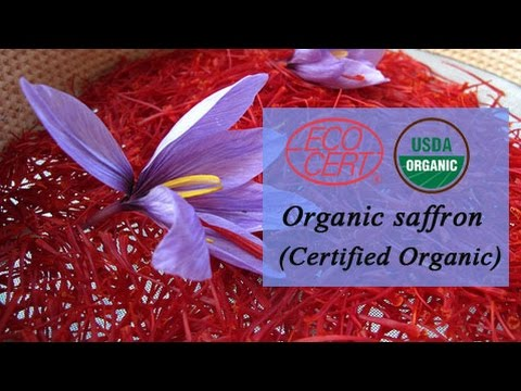Organic Saffron supplier in Bahrain