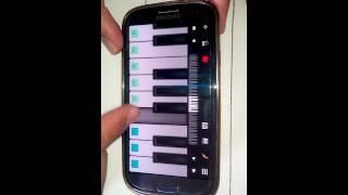 كيف تعزف أغنية زكارة نكارة على هاتف موبايل