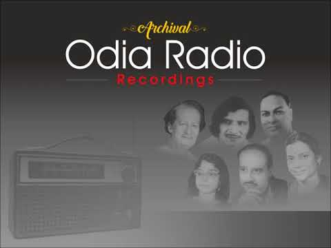 Sailabhama Mohapatra sings..''Kaha Aaghatare...'' from Archival Odia Radio Recordings