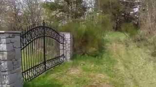 kamenný plot ze žuly nebílovský borek